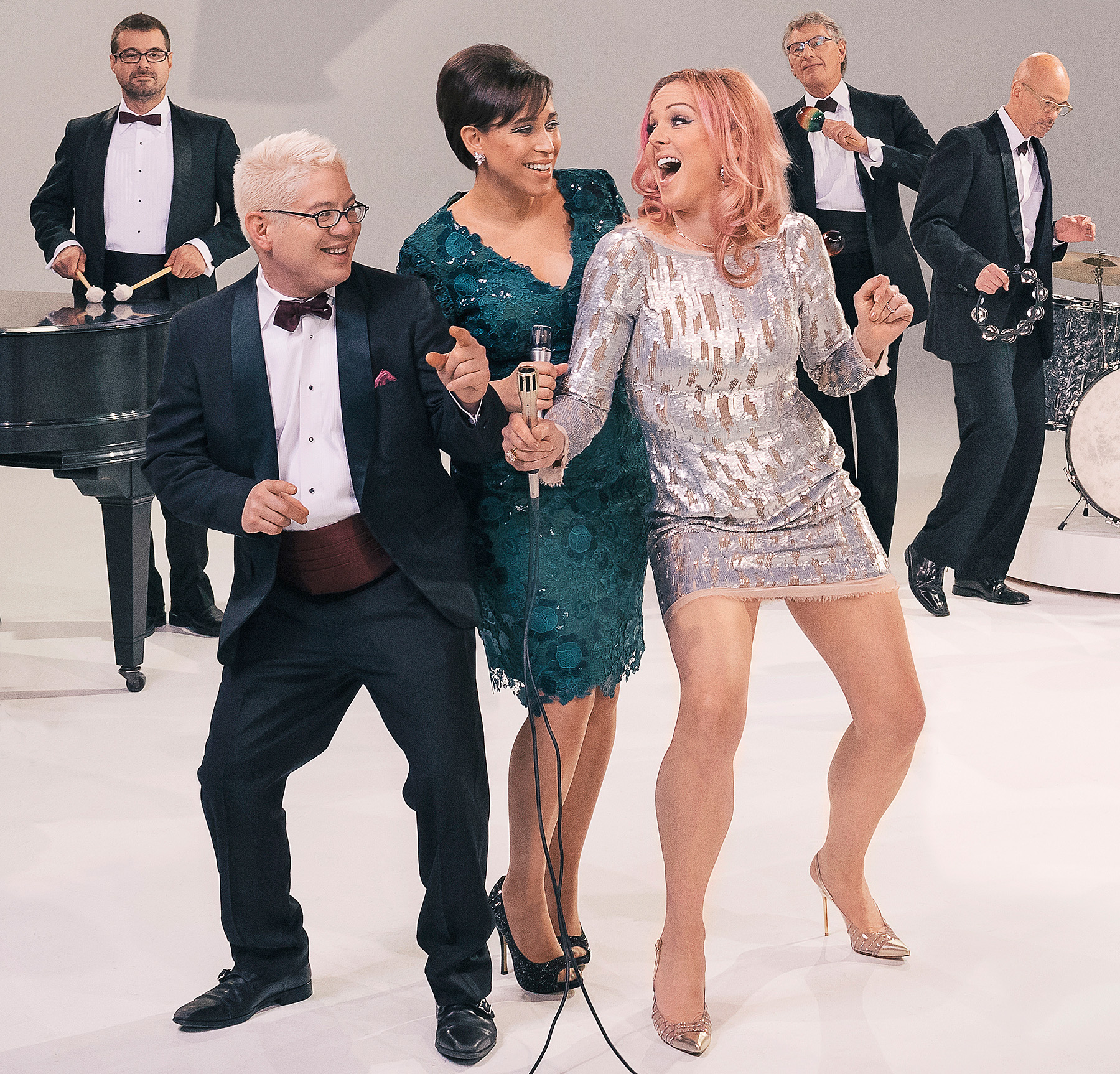 Pink Martini, Photo Credit: Chris Hornbecker